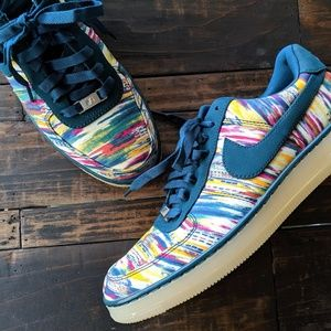 Nike AF-1 Liberty of London - Downtown